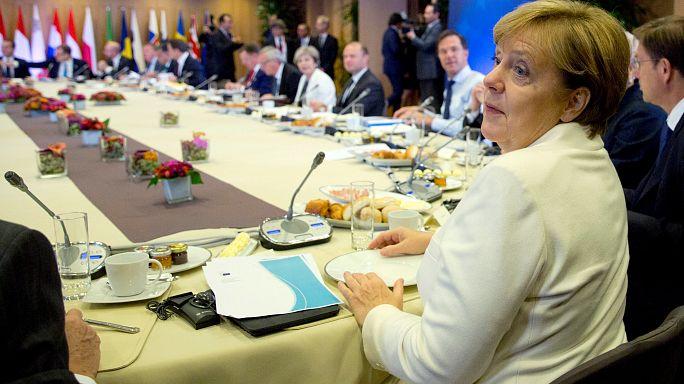 Merkel wants to cut EU aid to Turkey