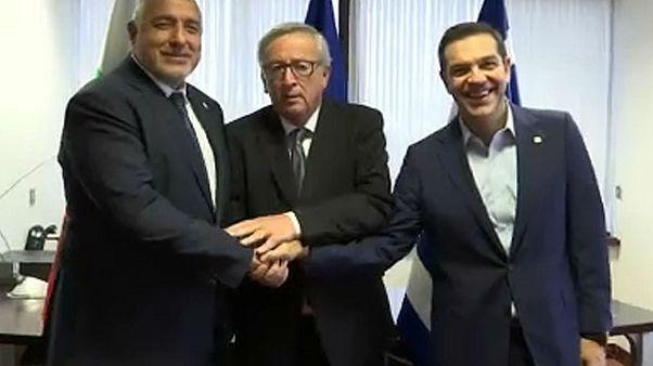 Με ευρωπαϊκή ενίσχυση η γραμμή Καβάλας-Βάρνας