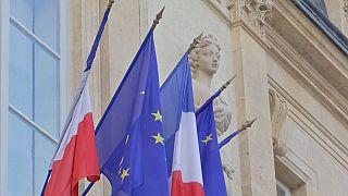 La France reconnaît officiellement le drapeau européen