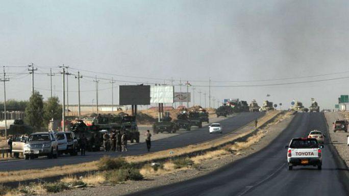 درخواست آیتالله سیستانی از بغداد: از شهروندان کرد عراق محافظت کنید