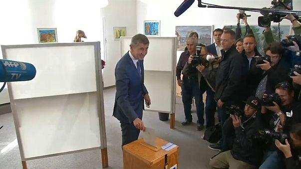 El 'Berlusconi checo', favorito en las elecciones legislativas