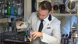 How a London bar was named the World's top cocktail spot