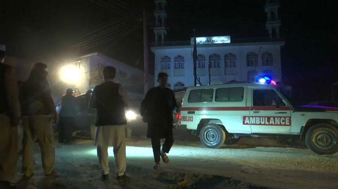 Afghanistan: colpite due moschee sciite