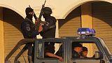 """مقتل 30 شرطيا وإصابة 8 في اشتباكات مع """"متشددين"""" بمصر"""