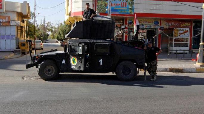 في كركوك...الفرح يتحول إلى خوف بعد سيطرة الجيش العراقي
