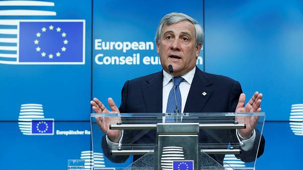 EU Parliament President defends Spanish unity