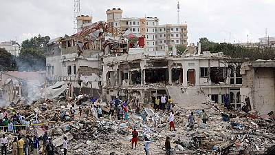 Somalia updates bombing casualty list, deaths could top 400 – govt