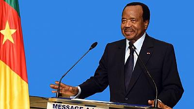 Young Cameroonians 'a major asset for the nation's future' – Paul Biya