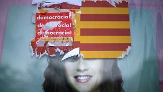 Madrid dará a conhecer medidas legais para intervir na Catalunha