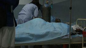 Merényletsorozat Afganisztánban