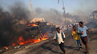Mogadishu attack death toll exceeds 350
