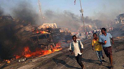 Somalie: au moins 358 morts dans l'attentat de Mogadiscio