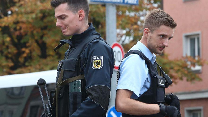 Késes támadás Münchenben