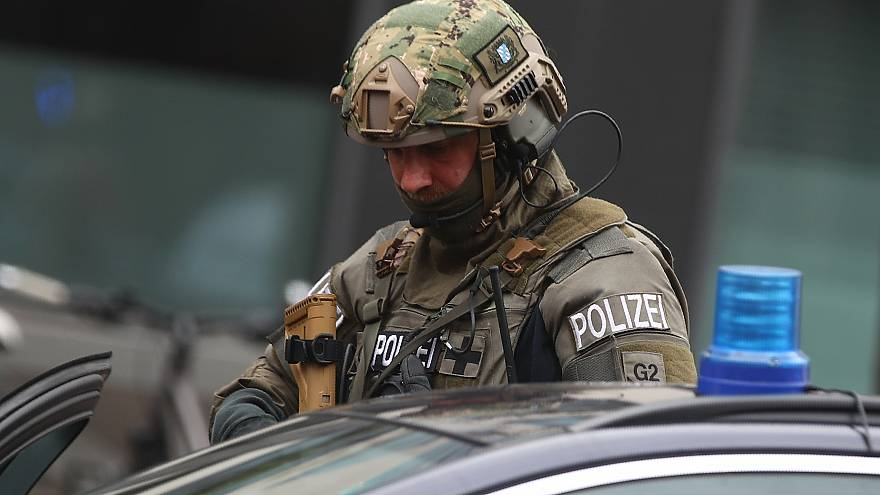 Munich knife attack: suspect detained