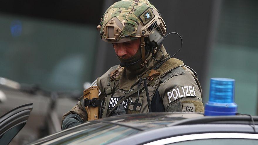 Messerattacke in München: 33-jähriger Tatverdächtiger festgenommen