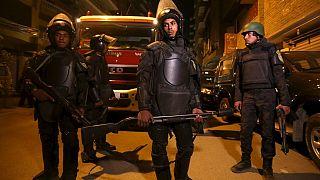 Au moins 35 policiers tués en Egypte dans une embuscade islamiste