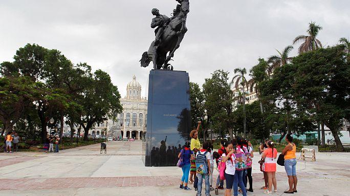 هدية أمريكية لكوبا