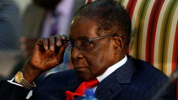 Aufschrei gegen Robert Mugabe (93) als UN-Botschafter