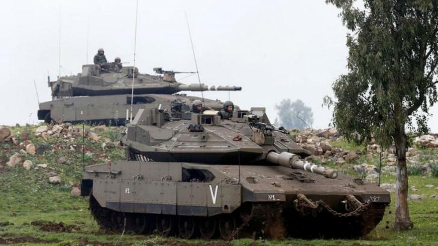 اسرائيل تحذر دمشق من تداعيات أي إطلاق للنيران من سوريا