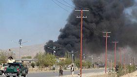 پانزده افسر ارتش افغانستان در یک حمله انتحاری در کابل کشته شدند