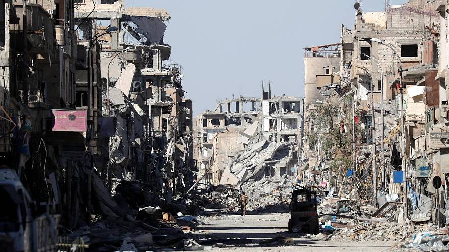 الجيش السوري ينتزع السيطرة على مدينة في حمص من داعش
