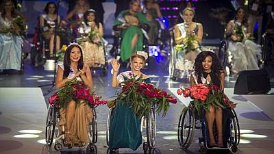 South African clinches runner-up title in maiden Miss Wheelchair World