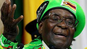 Críticas a la OMS tras el nombramiento de Mugabe como embajador de buena voluntad