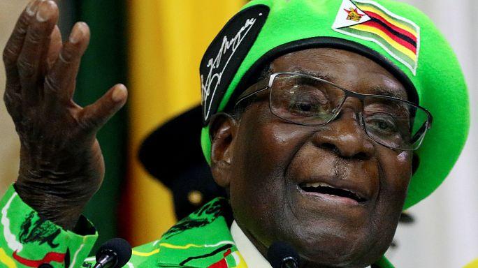OMS vai repensar decisão de nomear Robert Mugabe como Embaixador da boa vontade