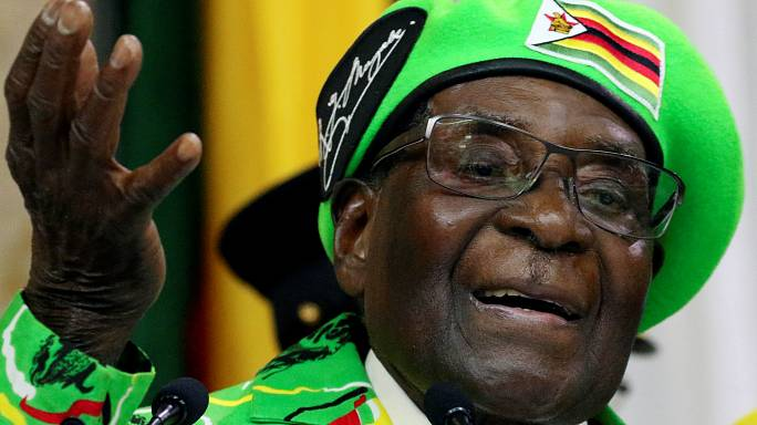 WHO chief 'rethinks' naming Mugabe goodwill ambassador