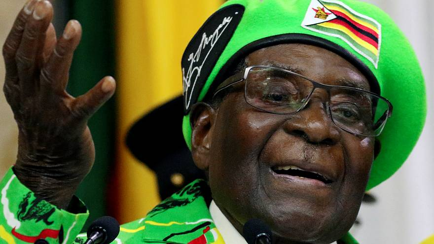 WHO chief 'rethinks' naming Mugabe goodwill ambassador