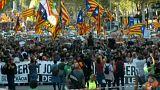 Мятежная Барселона