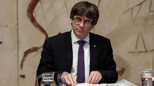 """Puigdemont: """"é o pior ataque desde a ditadura"""""""