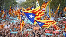 Rajoy y Puigdemont se enrocan en sus posturas