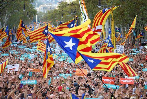 Catalonia leader denounces 'worst attack' since Franco