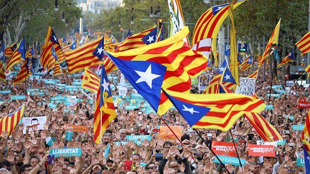 Uma semana decisiva para a Catalunha