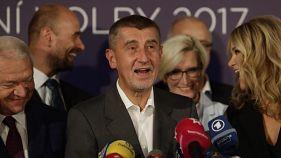 """Checos escolhem """"Trump nacional"""" para primeiro-ministro"""