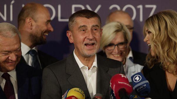 A centrista ANO nyerte a választásokat Csehországban