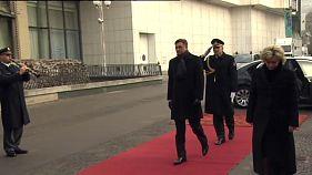 Presidente Borut Pahor parte à conquista da reeleição
