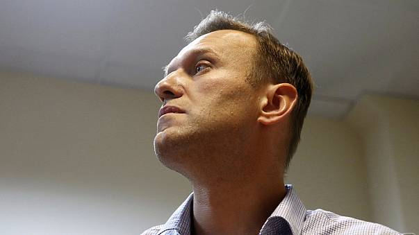 Excarcelado el líder opositor ruso Alexéi Navalny tras 20 días de detención