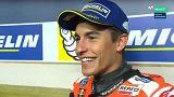 MOTO GP: Avustralya GP'sini Marquez  kazandı