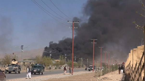 Blutige Woche in Afghanistan