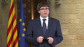 Katalonya krizinde çözüm uzak