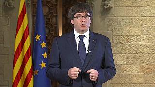 Catalogne : une semaine décisive attend l'Espagne