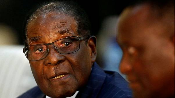 Mugabe removed as WHO goodwill ambassador