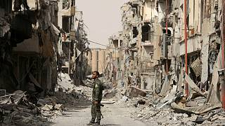 روسیه بمباران رقه را با بمباران شهر درسدن در جنگ جهانی دوم مقایسه کرد