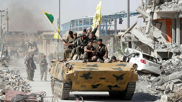 بزرگترین میدان نفتی سوریه از کنترل داعش خارج شد