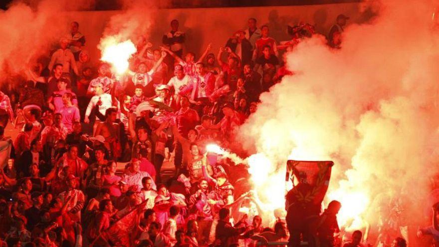 دوري أبطال إفريقيا: الوداد البيضاوي يقضي على آمال اتحاد الجزائر ويتأهل للنهائي