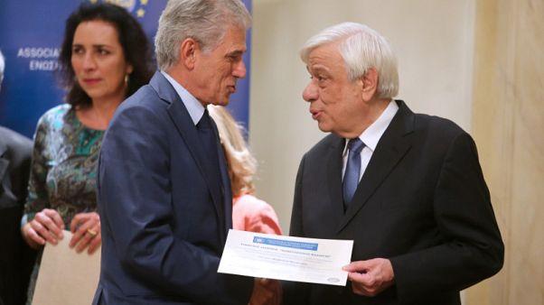 Βραβείο «Κ. Καλλιγάς» για τον επικεφαλής της Κομισιόν στην Ελλάδα