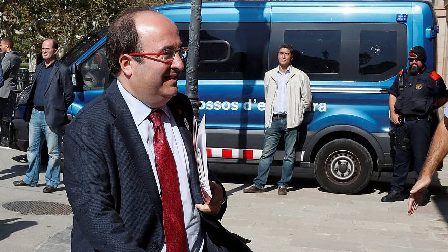 El 155 divide a los socialistas de Cataluña