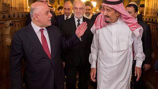 اتفاق سعودي عراقي على التعاون لمحاربة داعش